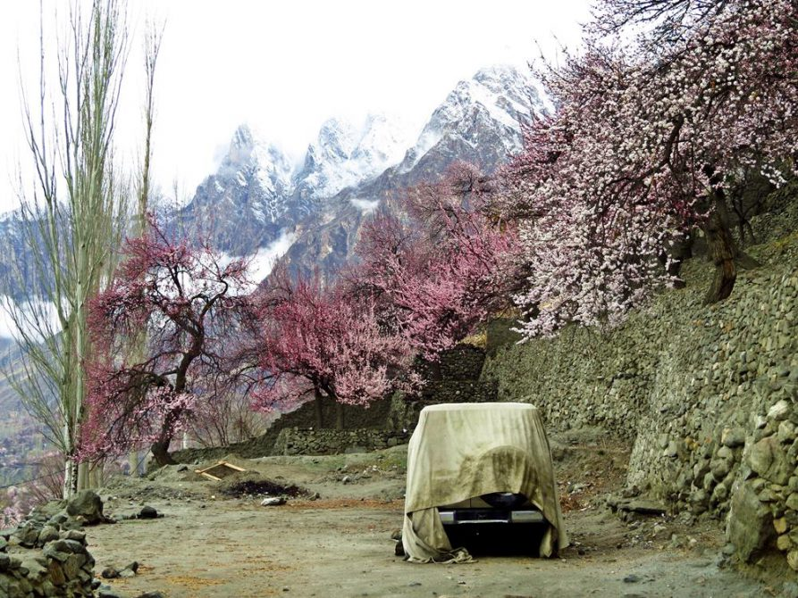 Hunza, Karakorum Highway, Pakistan
