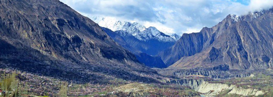 Das Hunza Tal und der Irrweg nach Shimshal
