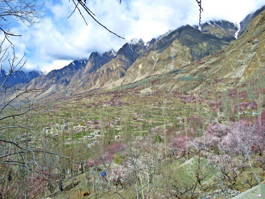 Hunza, Karakorum Highway, Pakistan