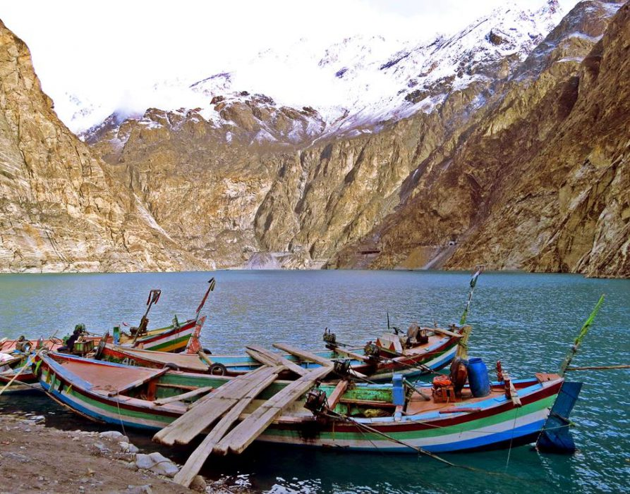 Attabad See, Karakorum Highway, Pakistan