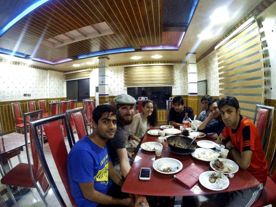 Freunde in Islamabad