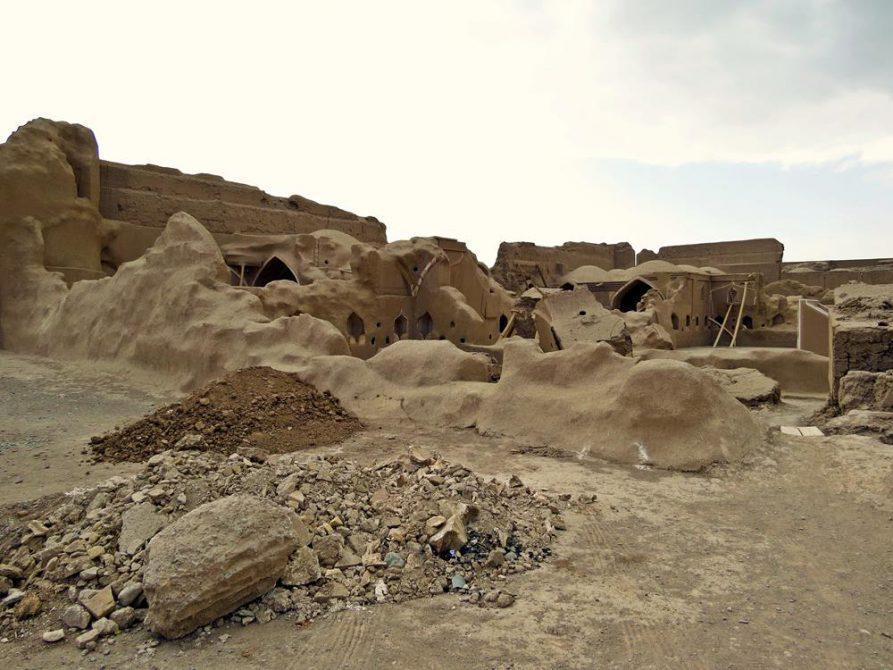 Arg-e Bam, Iran