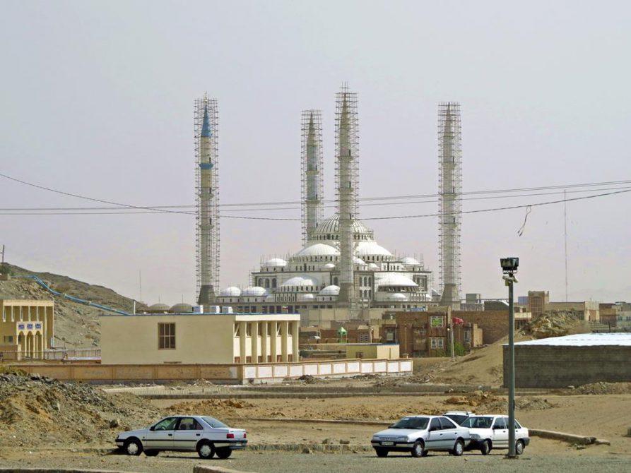 ie Makki Moschee ist die größte sunnitische Moschee im Iran, Zahedan