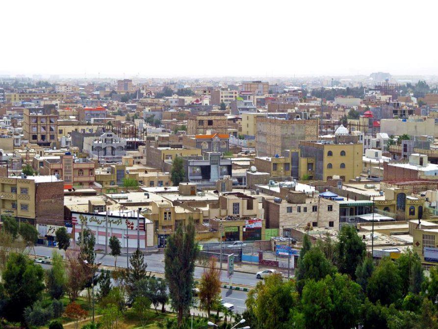 Zahedan, Hauptstadt der Provinz Sistan und Belutschistan, Iran