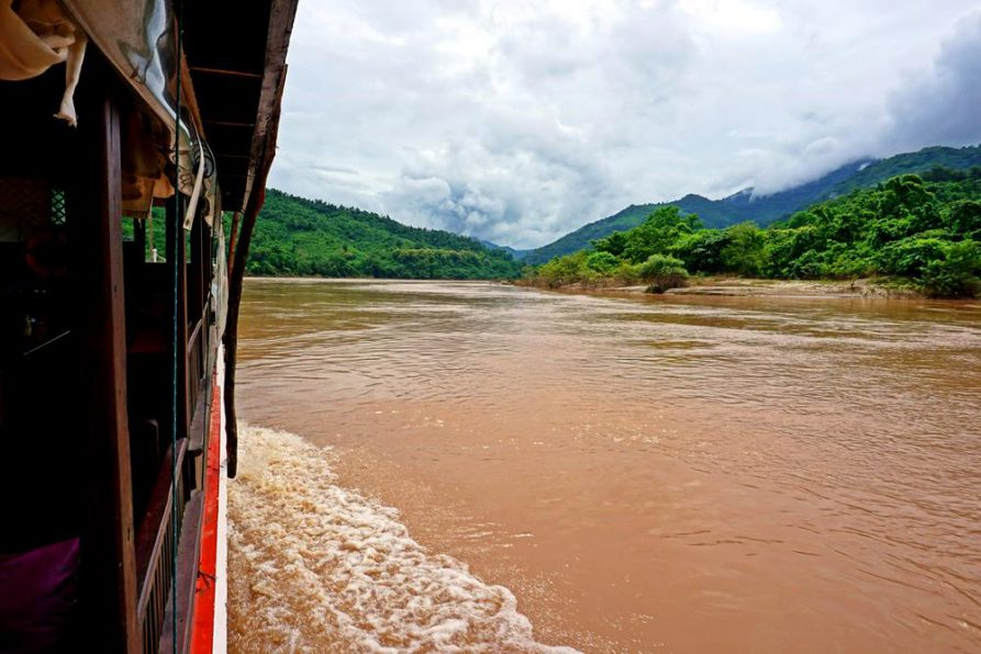 Mekong. Laos