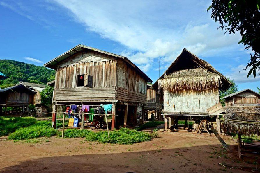 Luang Namtha, The Hiker, Laos