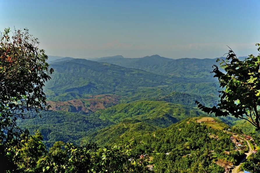 Longwa, Nagaland, Indien