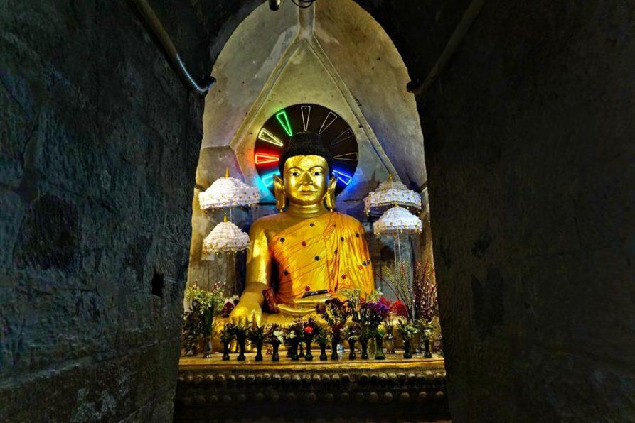 Shitthaung Tempel, Mrauk U, Myanmar