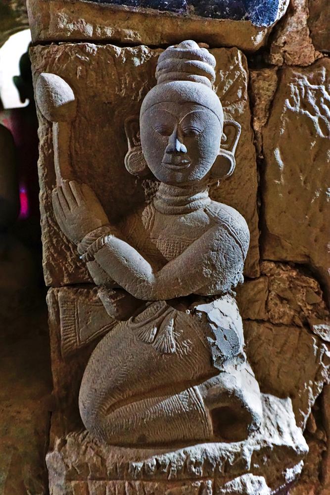 Htukkant Thein Tempel, Mrauk U, Myanmar