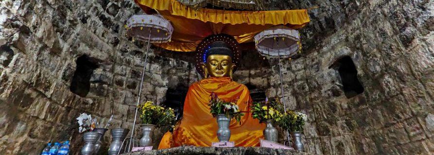 Mrauk U, die alte Königsstadt in Myanmar