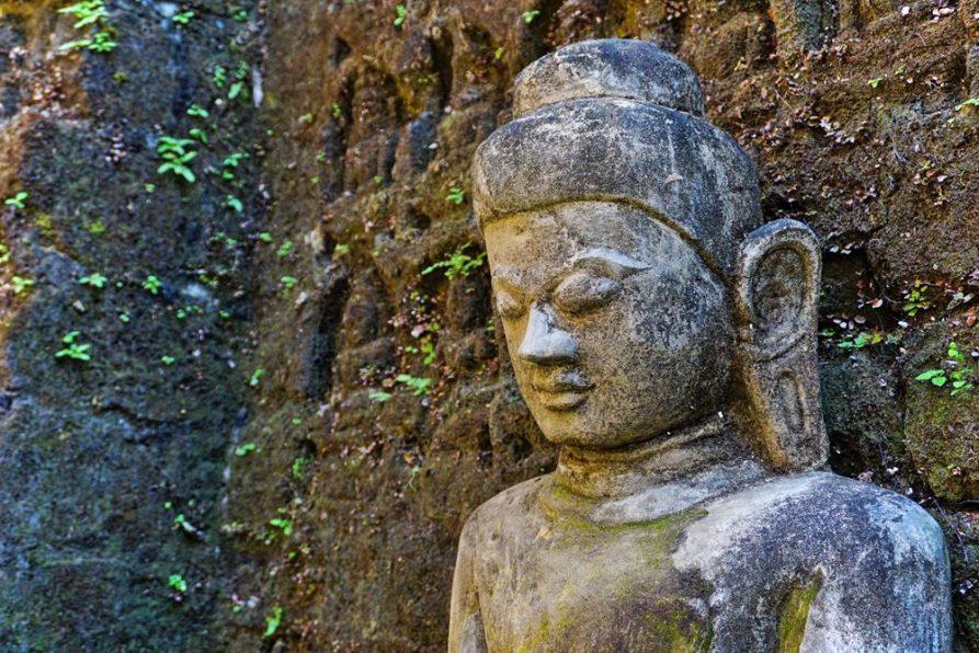 Kothaung Tempel, Mrauk U, Myanmar