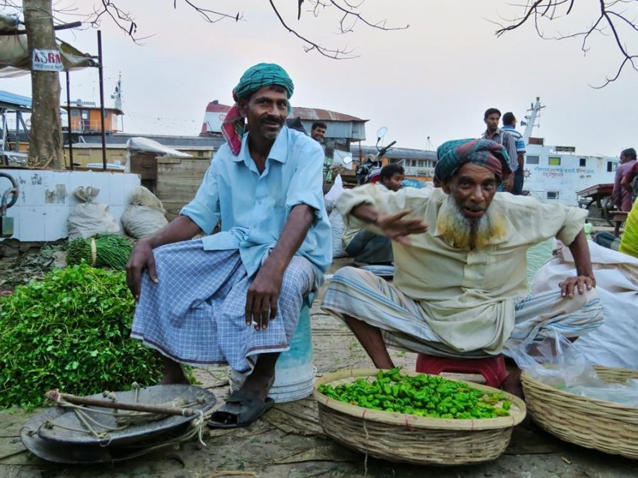 Barishal, Markt, Bangladesch