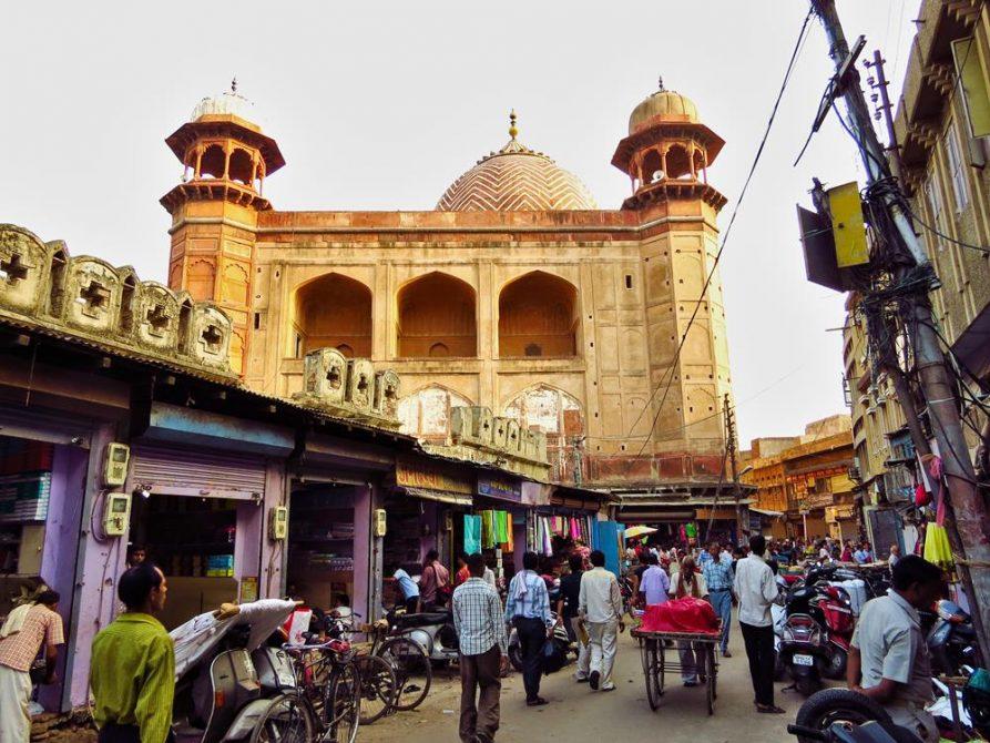 Jama Masjid, Agra, Indien