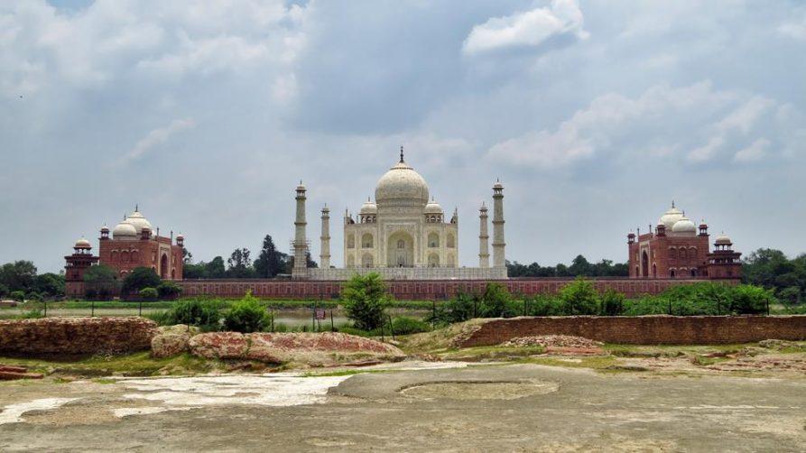 Taj Mahal, Agra, Indien