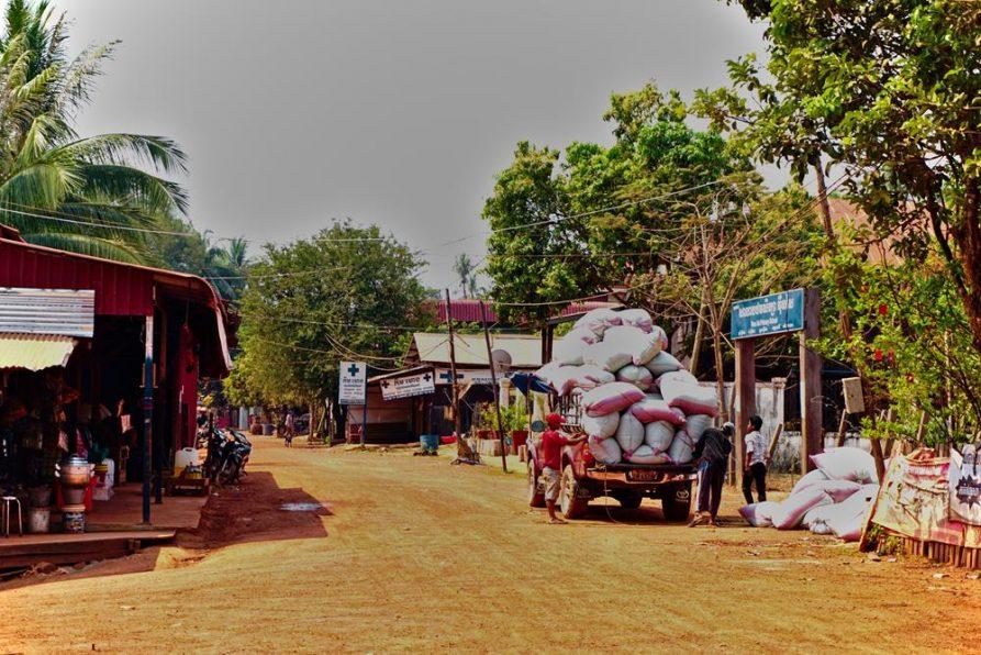 Vuen Sai, Ratanakiri, Kambodscha