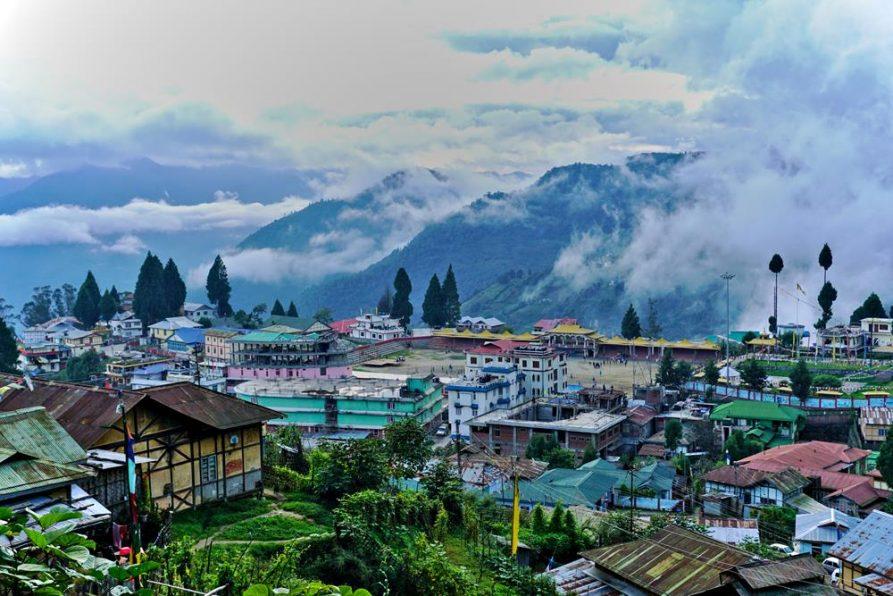 Bomdila, Arunachal Pradesh, Indien