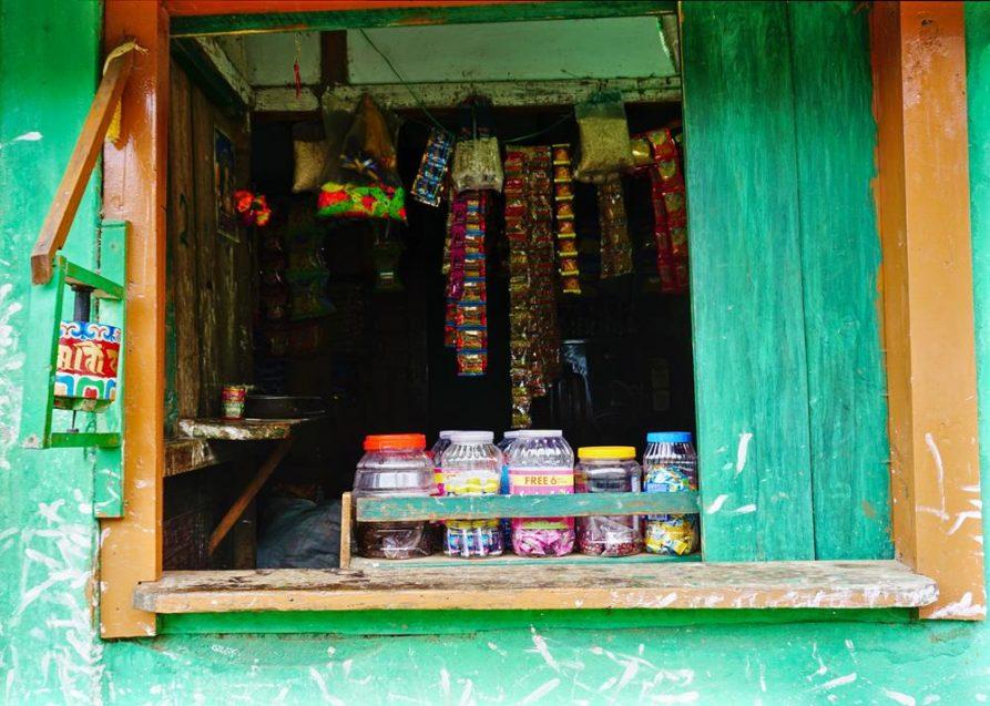 Kiosk, Sangti, Arunachal Pradesh
