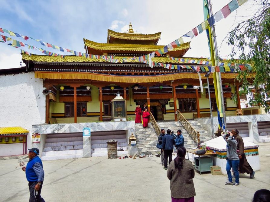 Chowkhang Gompa in Leh, Ladakh