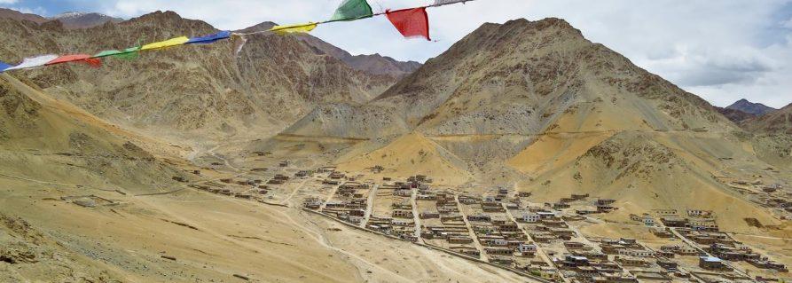 Leh, Klein-Tibet im Norden Indiens