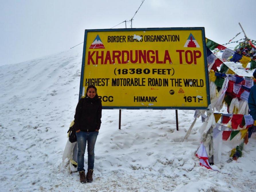 Khardung La, Bergpass in Ladakh