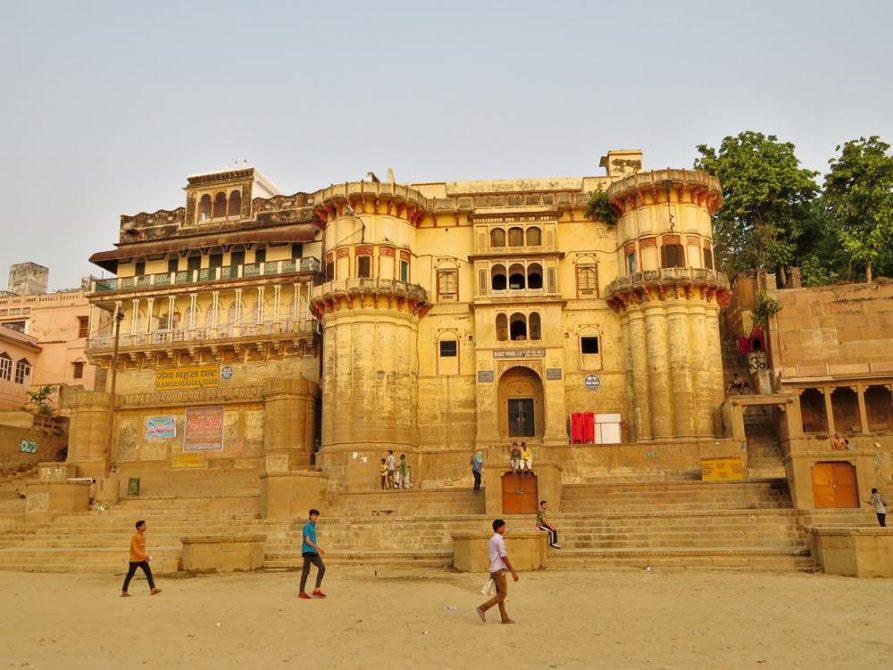 Haveli in Varanasi