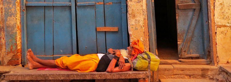 Varanasi, die ewige Stadt am Ganges