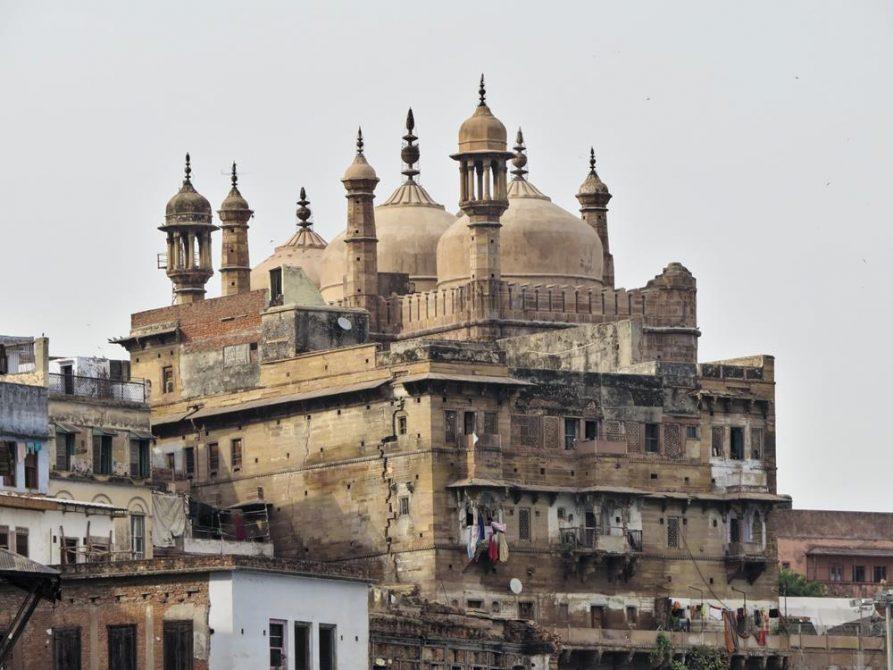 Alamgir Moschee in Varanasi