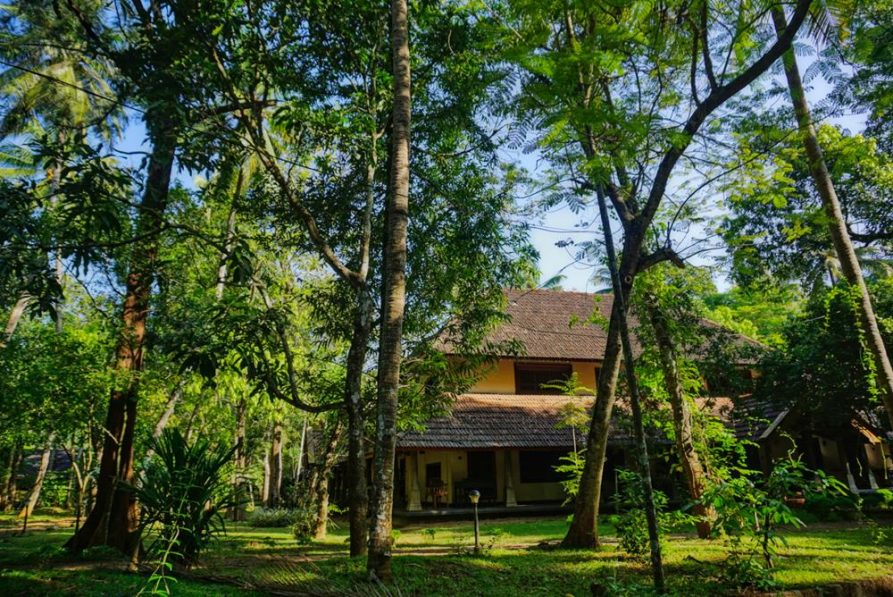 Unterkunft im Ayurveda Mana Resort