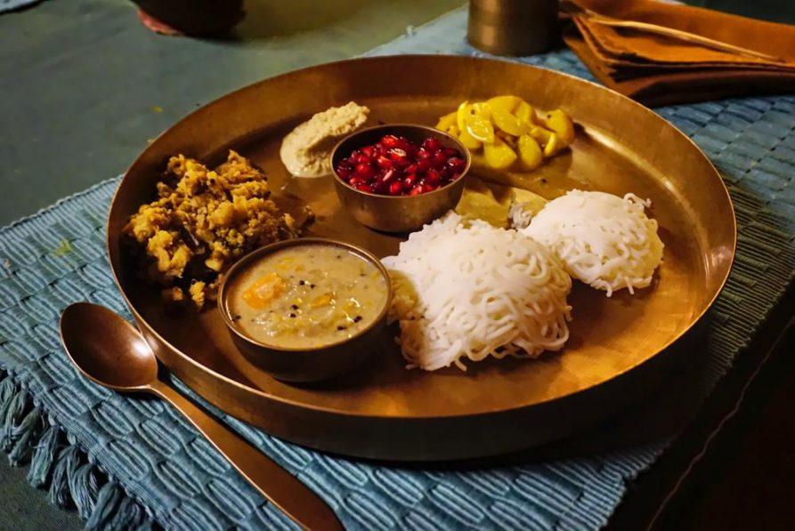 ayurvedische Sattva Küche