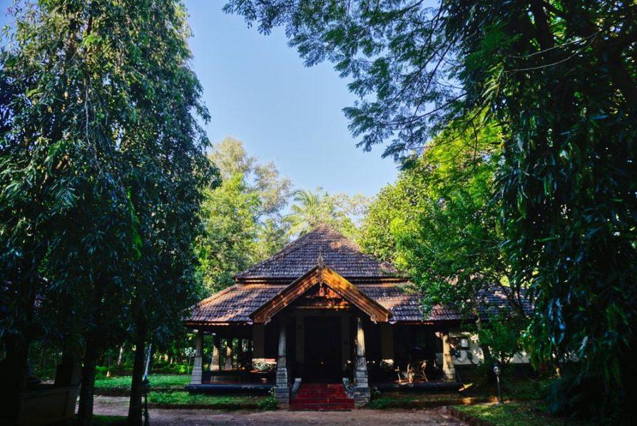 Rezeption Ayurveda Mana Resort