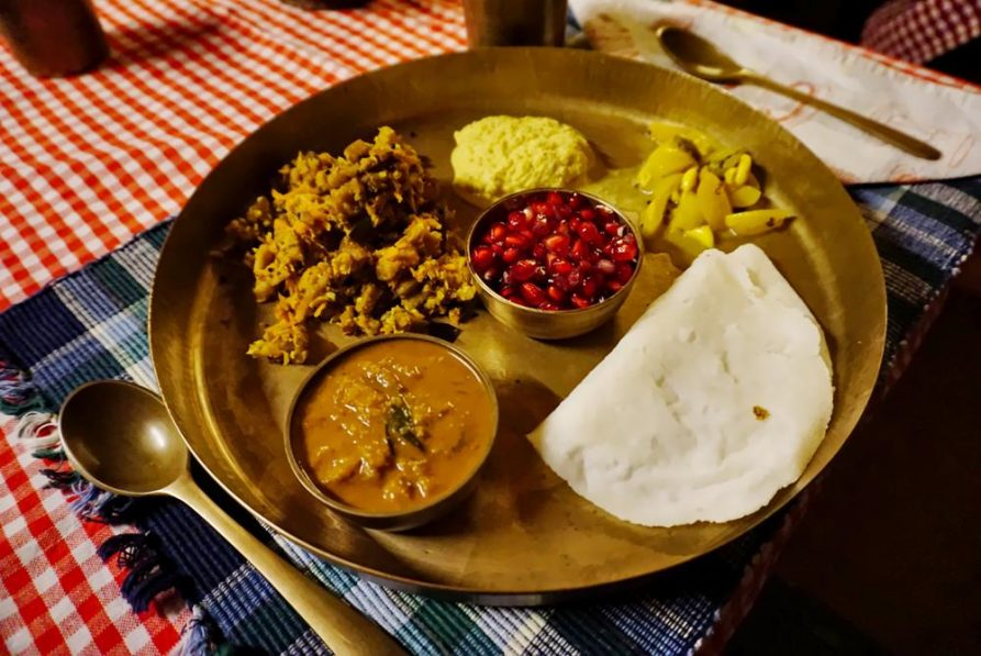 Abendessen, Ayurveda, Sattva Küche