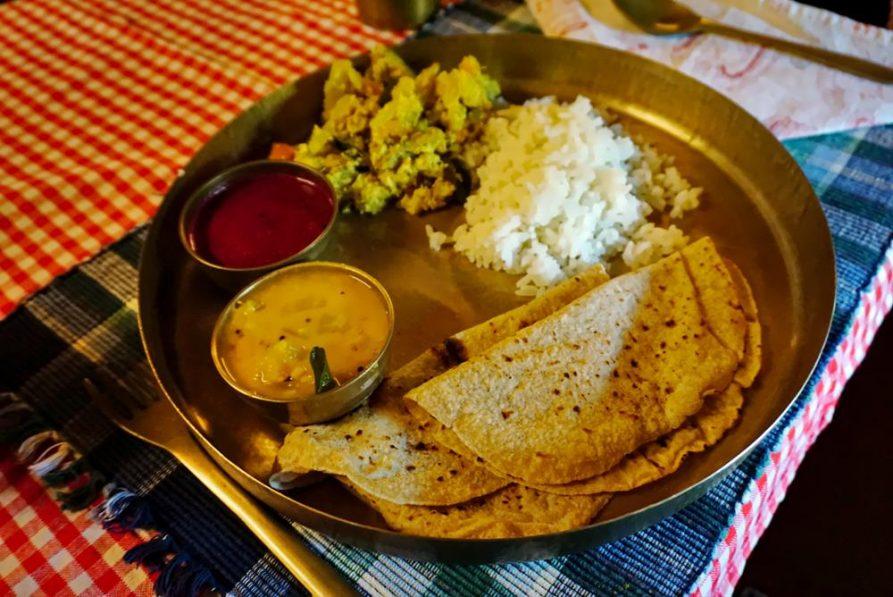 Mittagessen, Ayurveda, Sattva Küche