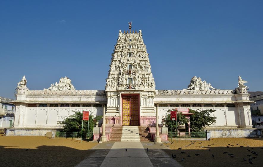 Shri Rama Vaikunth Nath Swami Tempel in Pushkar