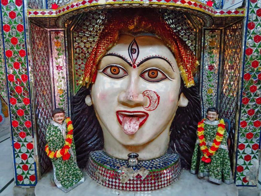 Mata Lal Devi Tempel, Amritsar, Indien