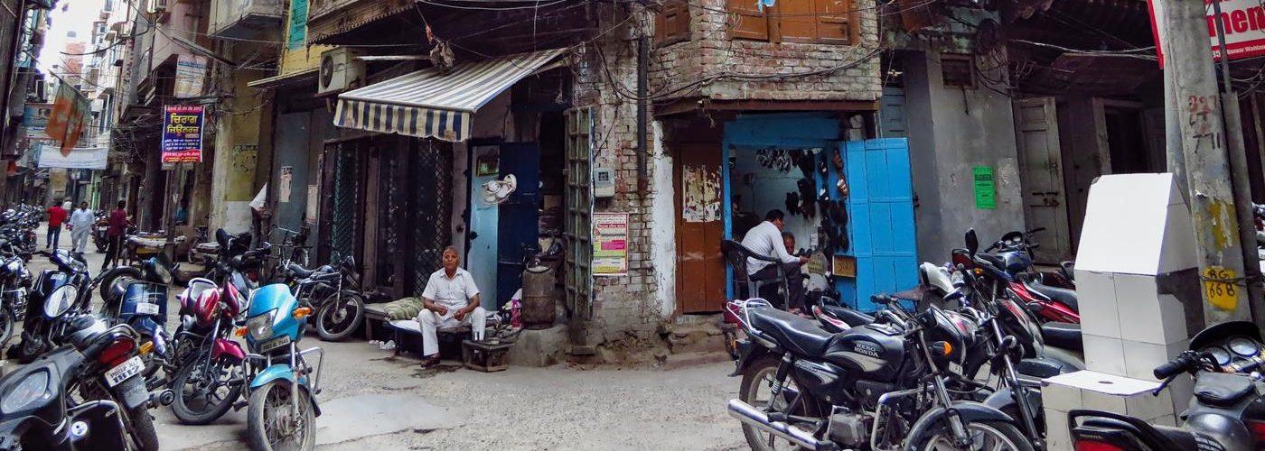Amritsar, Punjab, Indien