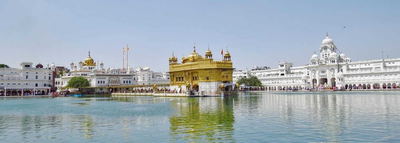 Goldener Tempel, Amritsar, Indien