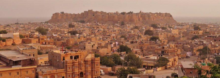 Jaisalmer, die Goldene Stadt in Rajasthan