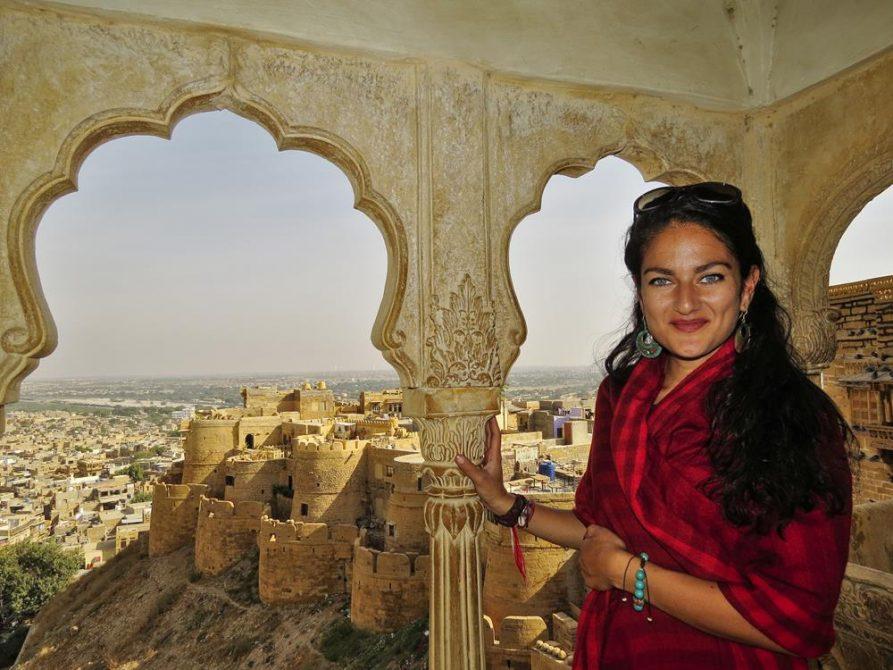Festung Jaisalmer, Rajasthan, Indien