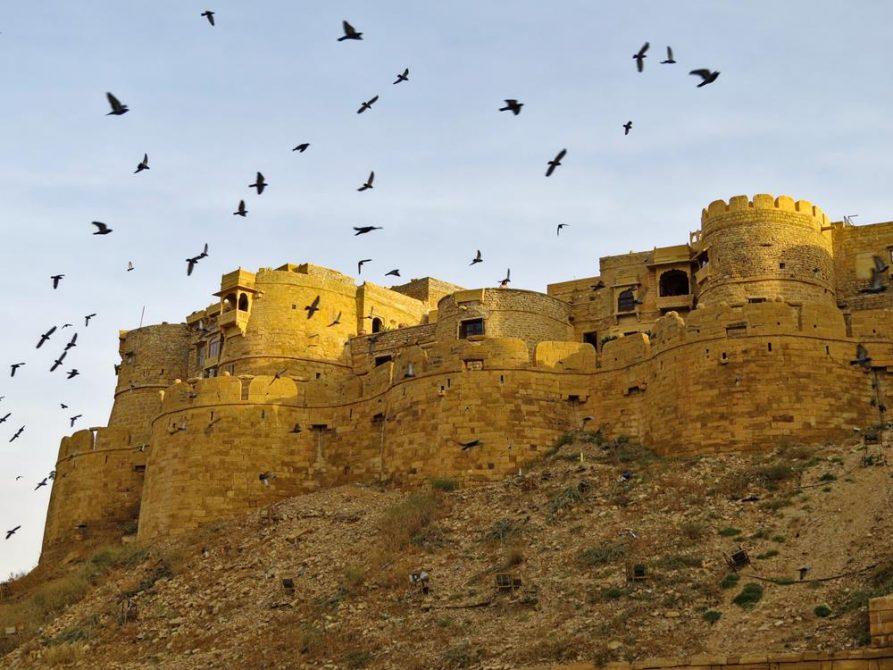 Jaisalmer, Rajasthan, Indien