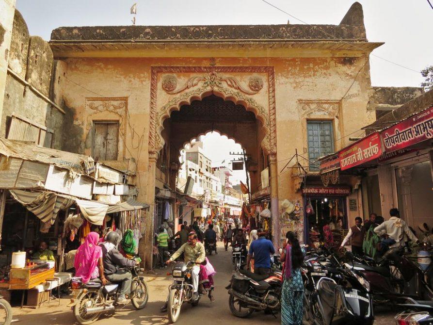 Chogan Tor, Bundi, Rajasthan, Indien
