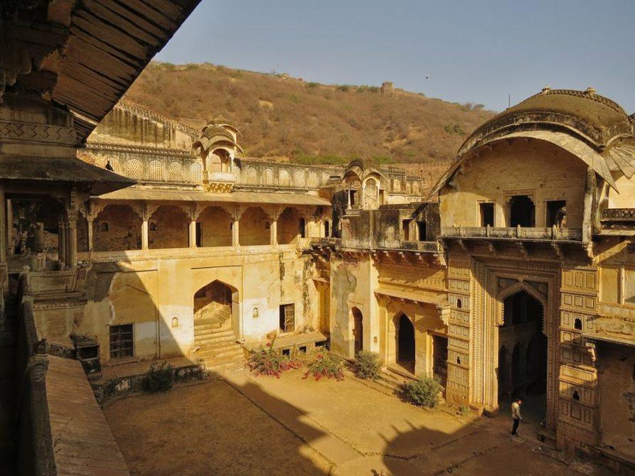 Palast, Bundi, Rajasthan, Indien