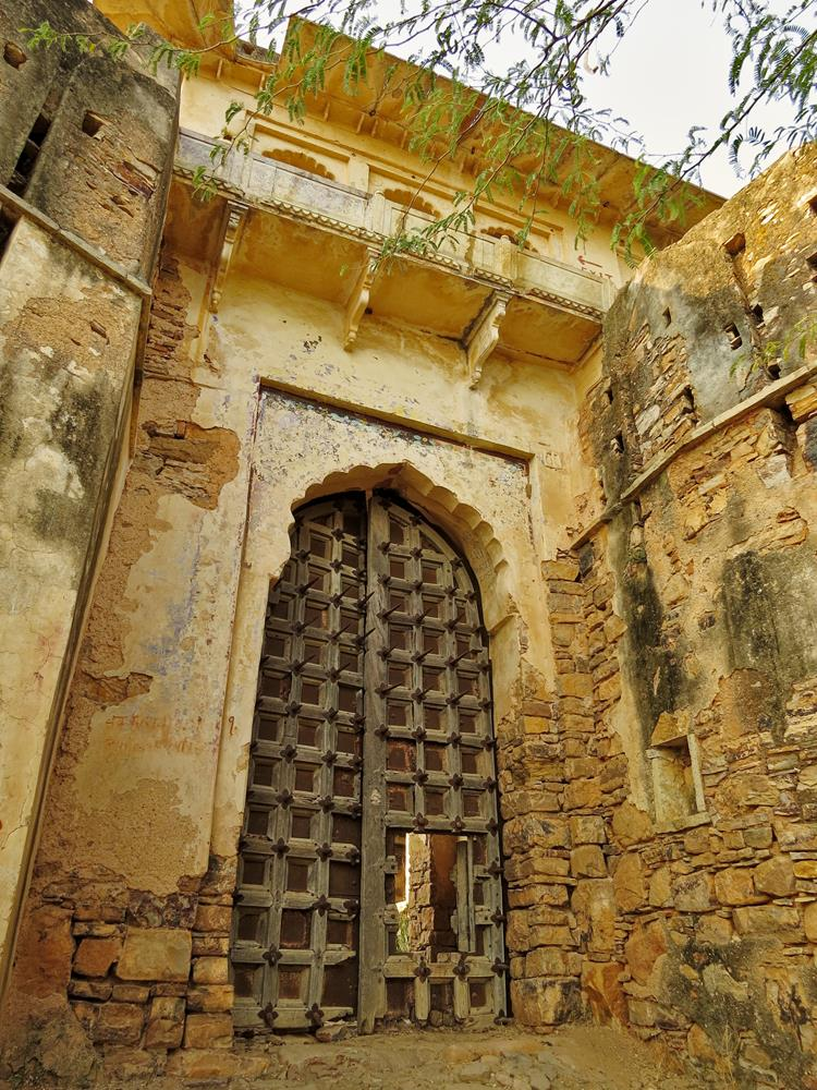 Taragarh Festung, Bundi, Rajasthan