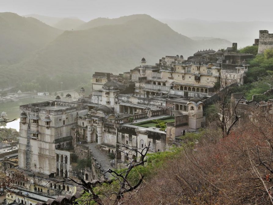 Palast, Bundi, Rajasthan