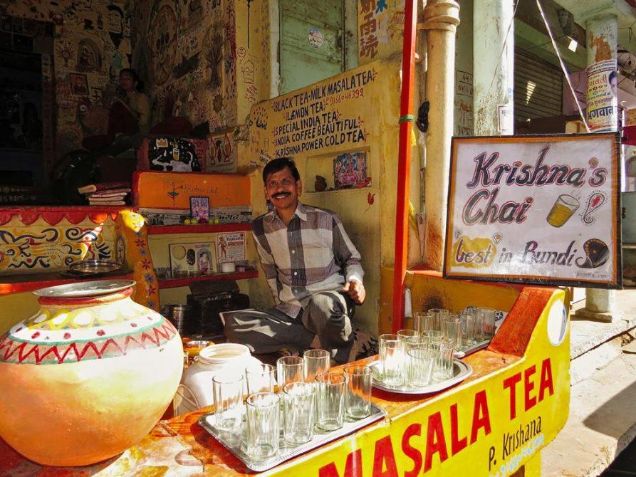 Krishna`s Chai, Bundi, Rajasthan