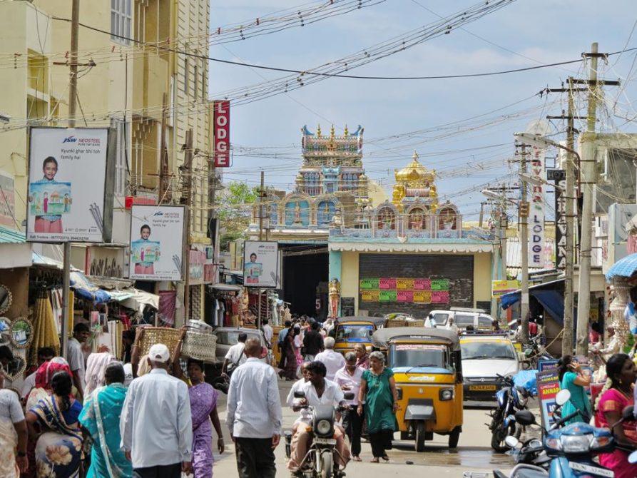 Kanyakumari in Tamil Nadu
