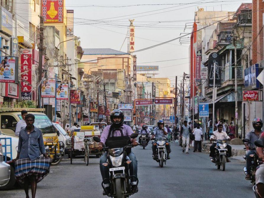 Madurai, Tamil Nadu, Indien