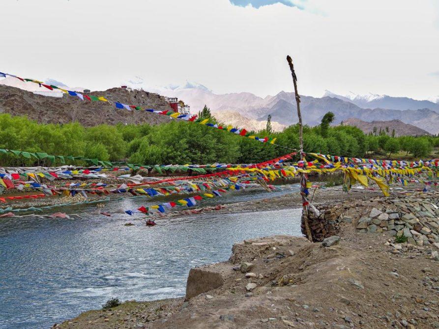 Indus, Ladakh, Indien