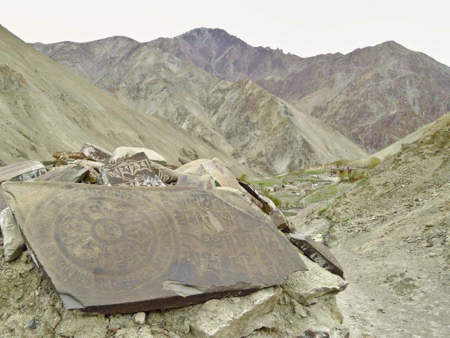 Manimauer, Markha Tal, Ladakh, Indien