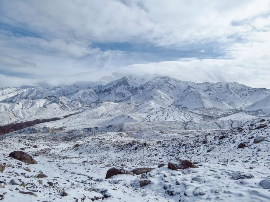 Hochgebirgswandern, Ladakh, Indien