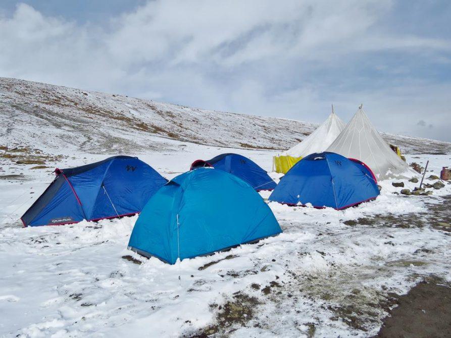 Camp Nimaling, Markha Tal, Ladakh